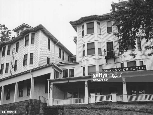 Manitou Springs Colo Hotel Purchased by Oklahoma Preacher Billy James Hargis plans to start anticommunism 'college' in 68 room building Credit Denver...