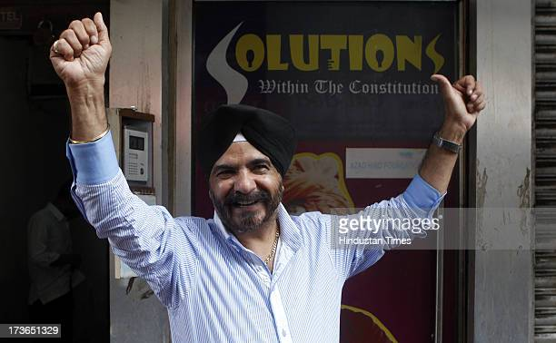 Manjit Singh Sethi Fight for Rights of Bar Owners' Association and petitioner against Maharashtra government ban on Dance bars celebrates Supreme...