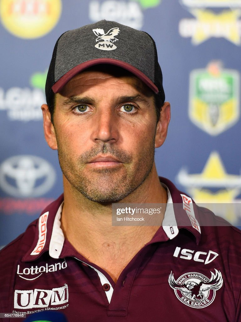 NRL Rd 3 - Cowboys v Sea Eagles
