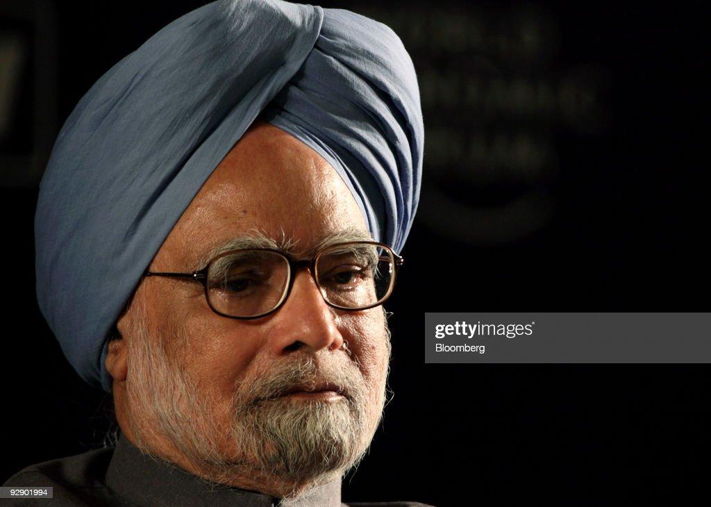 The World Economic Forum's India Economic Summit