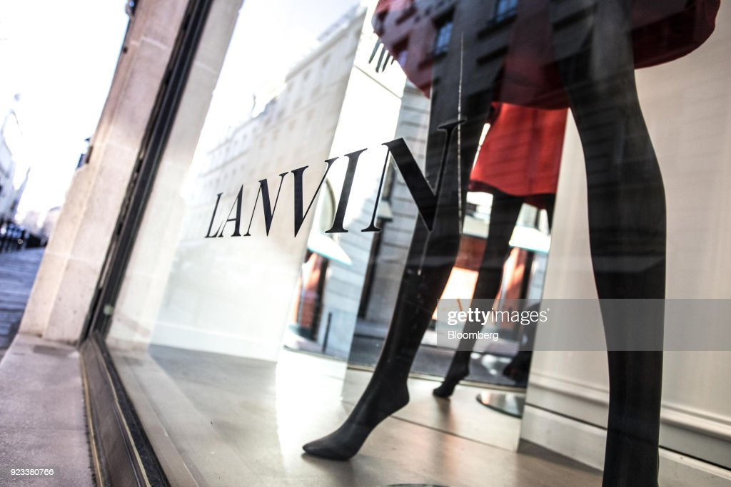 Jeanne Lanvin SAS Luxury Fashion Store As Fosun International Ltd. Acquires Majority Stake