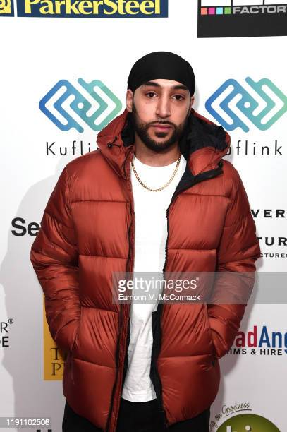 Manni Sandhu attends the Brit Asia TV Music Awards 2019 at SSE Arena Wembley on November 30 2019 in London England