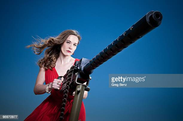 manning the 50 caliber - machine gun stock pictures, royalty-free photos & images