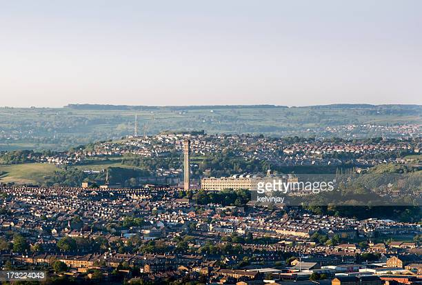 manningham in bradford - bradford england stock pictures, royalty-free photos & images