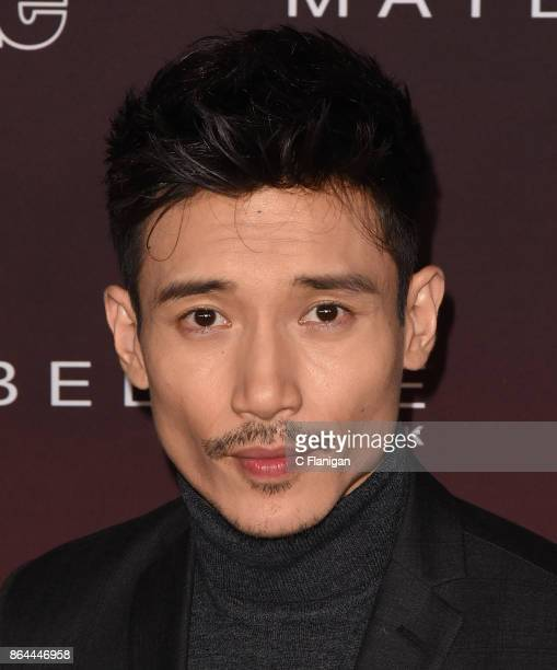 Manny Jacinto attends People's 'Ones to Watch' at NeueHouse Hollywood on October 4 2017 in Los Angeles California