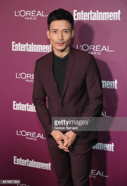 Manny Jacinto attends the 2017 Entertainment Weekly PreEmmy Party at Sunset Tower on September 15 2017 in West Hollywood California