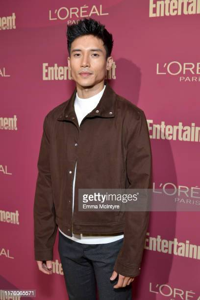 Manny Jacinto attends the 2019 PreEmmy Party hosted by Entertainment Weekly and L'Oreal Paris at Sunset Tower Hotel in Los Angeles on Friday...