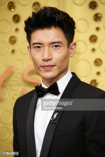 Manny Jacinto attends the 71st Emmy Awards at Microsoft Theater on September 22 2019 in Los Angeles California
