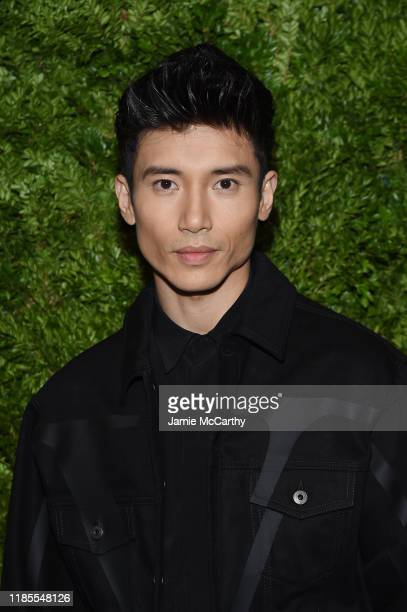 Manny Jacinto attends the CFDA / Vogue Fashion Fund 2019 Awards at Cipriani South Street on November 04 2019 in New York City