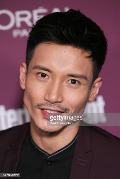 Manny Jacinto attends the Entertainment Weekly's 2017 PreEmmy Party at the Sunset Tower Hotel on September 15 2017 in West Hollywood California