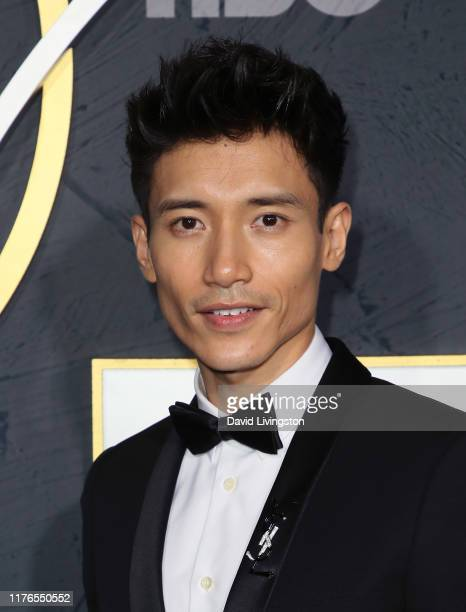 Manny Jacinto attends the HBO's Post Emmy Awards Reception at The Plaza at the Pacific Design Center on September 22 2019 in Los Angeles California
