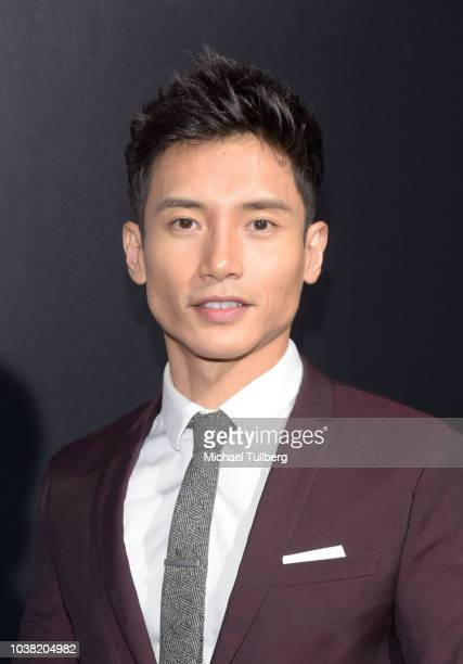 Manny Jacinto attends the premiere of 20th Century Fox's Bad Times At The El Royal at TCL Chinese Theatre on September 22 2018 in Hollywood California
