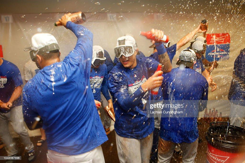 Los Angeles Dodgers v San Francisco Giants : News Photo