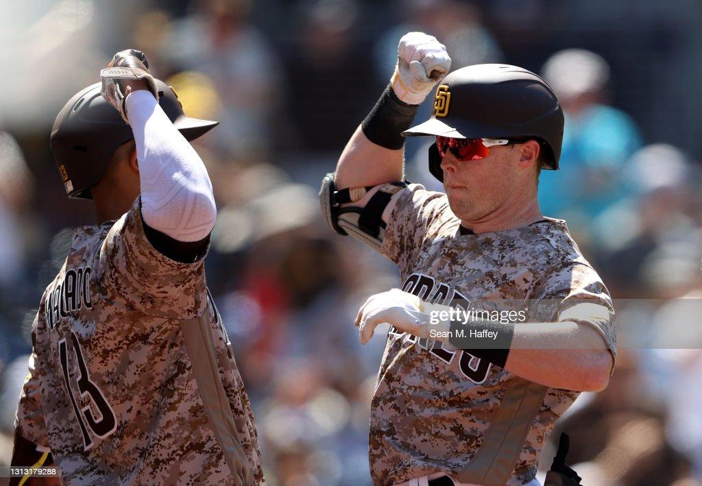 Los Angeles Dodgers v San Diego Padres : News Photo