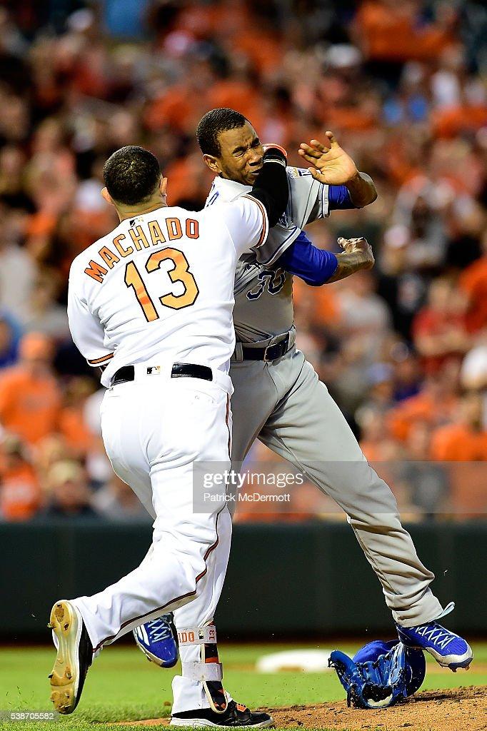 Kansas City Royals v Baltimore Orioles : News Photo