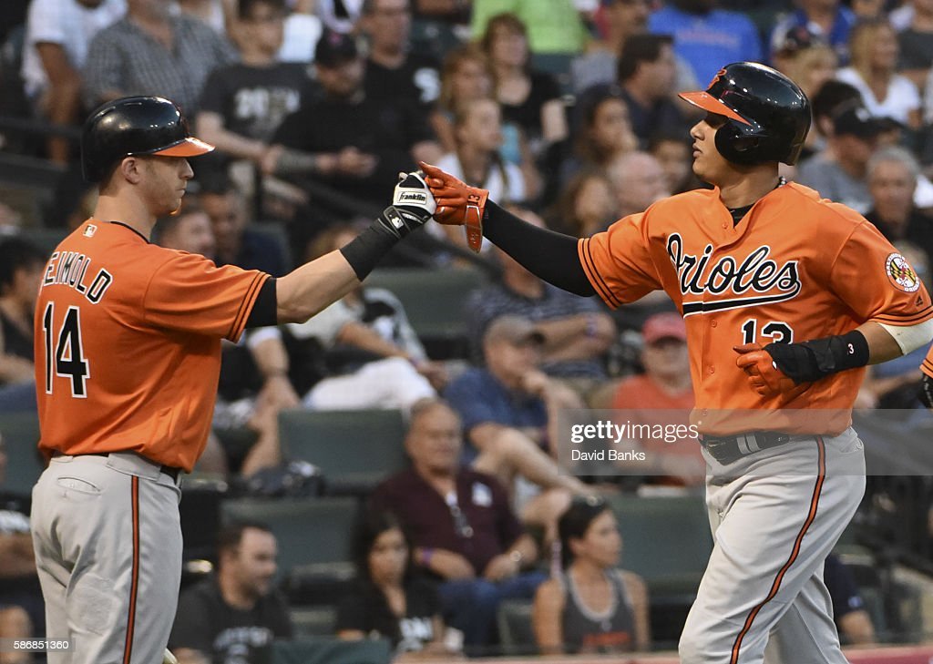 Baltimore Orioles v Chicago White Sox : News Photo
