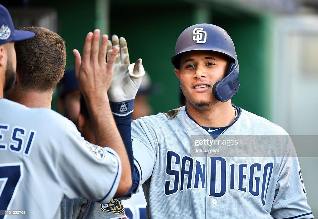 San Diego Padres v Pittsburgh Pirates : ニュース写真