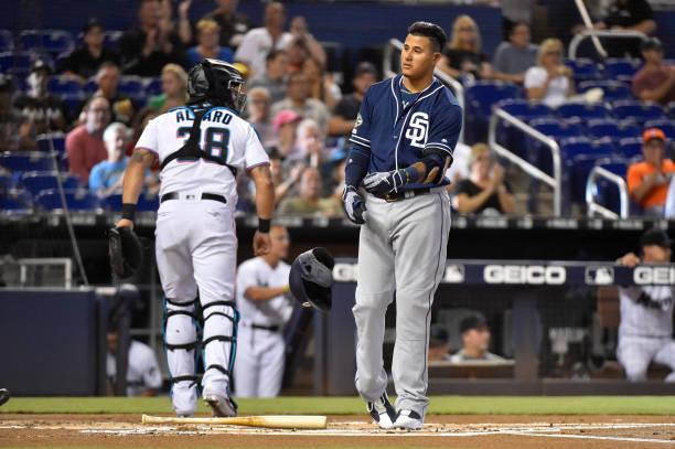 FL: San Diego Padres v Miami Marlins