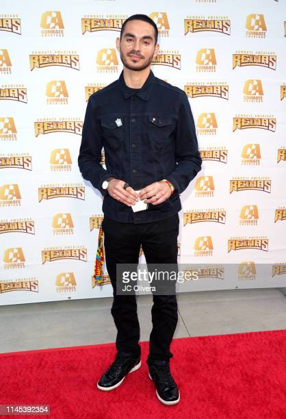 Manny Montana attends Combate Americas Reinas Del Combate Event at Galen Center on April 26 2019 in Los Angeles California