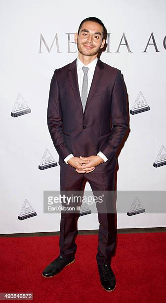 Manny Montana attends the 2015 Media Access Awards at Four Seasons Hotel Los Angeles at Beverly Hills on October 22 2015 in Los Angeles California