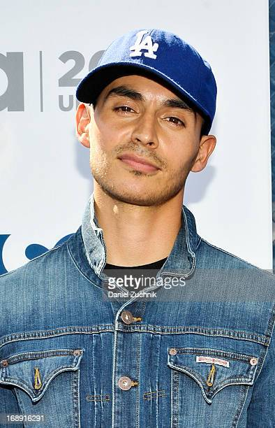 Manny Montana attends the USA Network 2013 Upfront event at Pier 36 on May 16 2013 in New York City