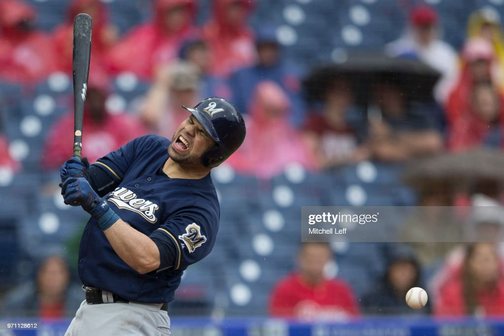 Milwaukee Brewers v Philadelphia Phillies