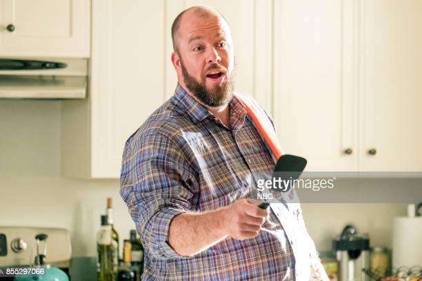 US 'A Manny Splendored Thing' Episode 202 Pictured Chris Sullivan as Toby