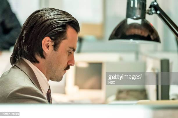 US 'A Manny Splendored Thing' Episode 202 Pictured Milo Ventimiglia as Jack