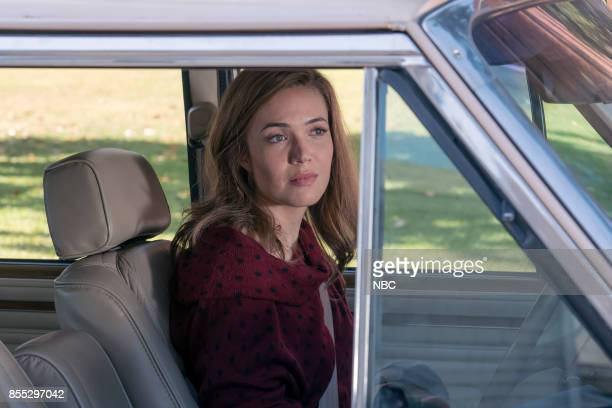 US 'A MannySplendored Thing' Episode 202 Pictured Mandy Moore as Rebecca