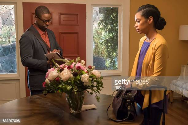 US 'A MannySplendored Thing' Episode 202 Pictured Sterling K Brown as Randall Susan Kelechi Watson as Beth