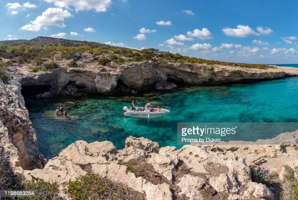 Manolis Bay, Akamas Peninsula National Park, Neo Chorio, Cyprus, Cyprus, 30070134.