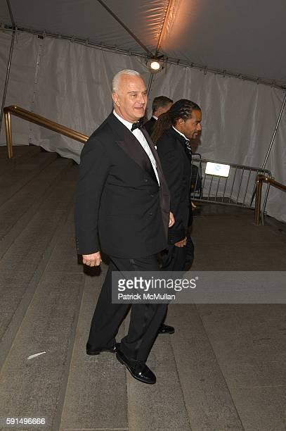 Manolo Blahnik attends The Metropolitan Museum of Art Costume Institute Spring 2004 Benefit Gala celebrating the exhibition Chanel at Metropolitan...