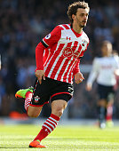 london england manolo gabbiadini southampton during