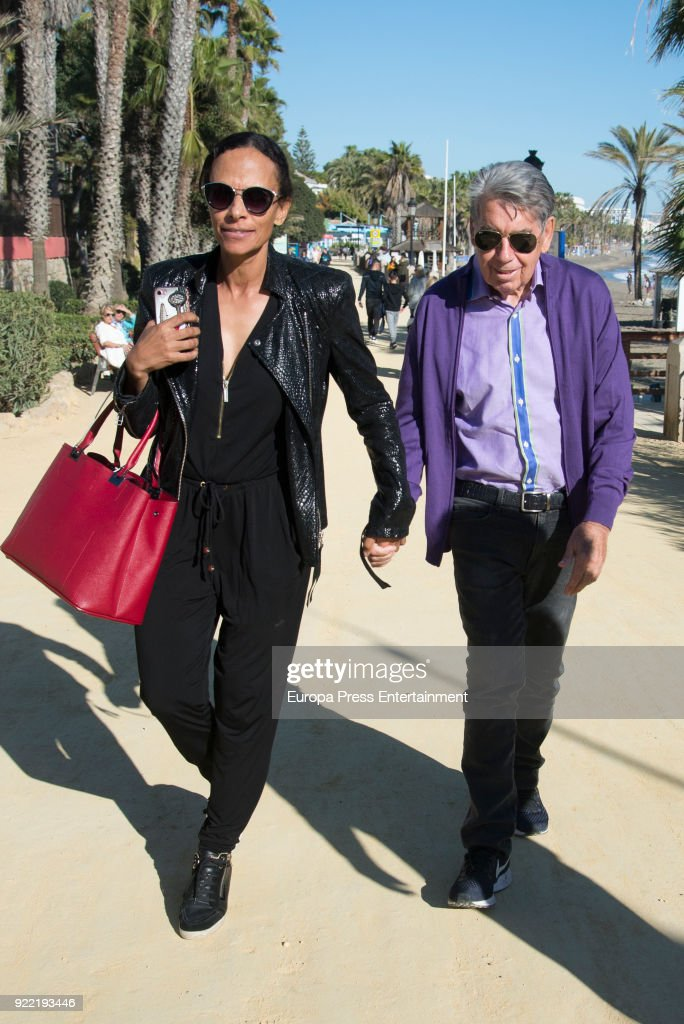Manolo Santana Leaves Hospital in Marbella : News Photo