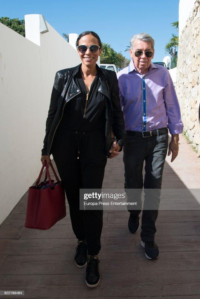 Manolo Santana Leaves Hospital in Marbella : News Photo