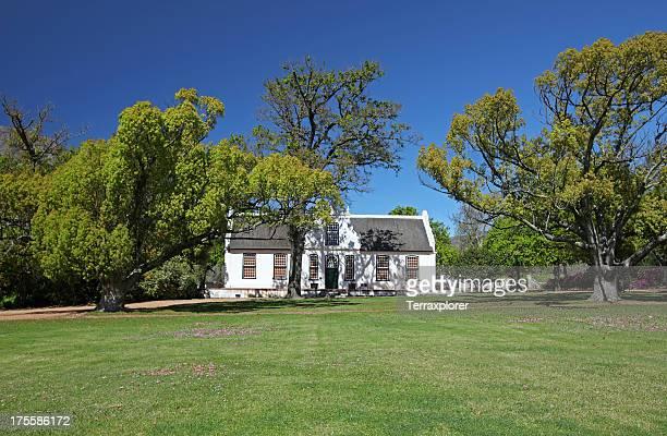 Manor House in Vineyard Estate, Boschendahl