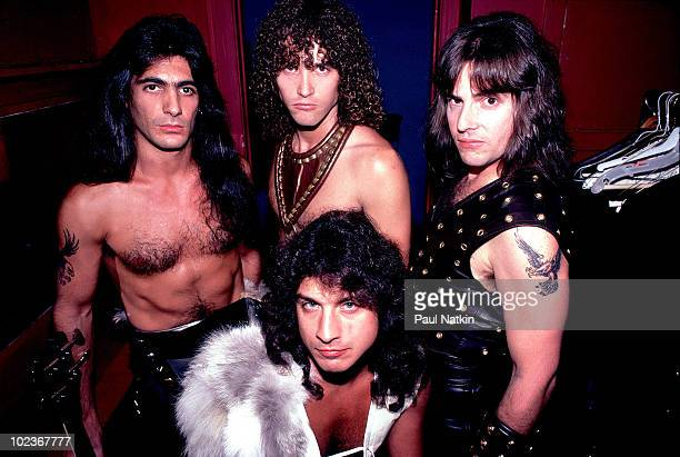 Manowar on 7/21/82 in Chicago Il