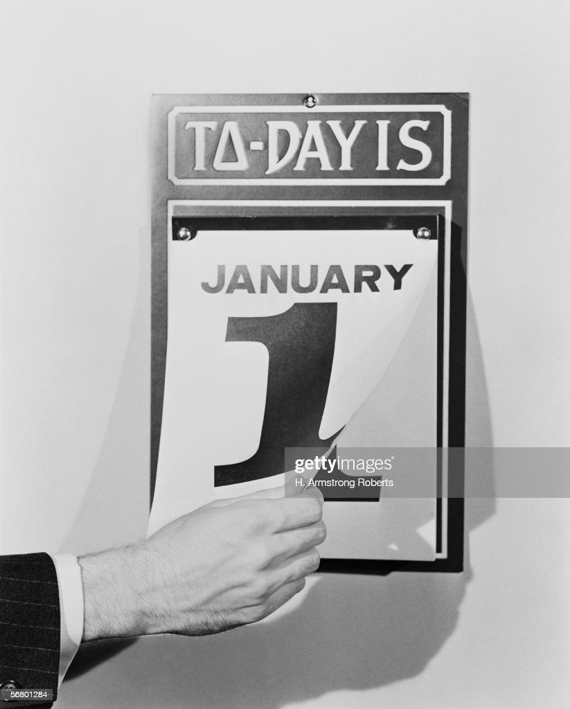 Wall calendar : News Photo
