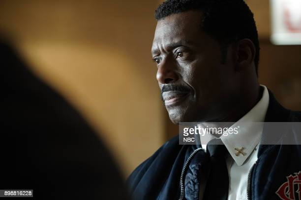 FIRE 'A Man's Legacy' Episode 607 Pictured Eamonn Walker as Wallace Boden