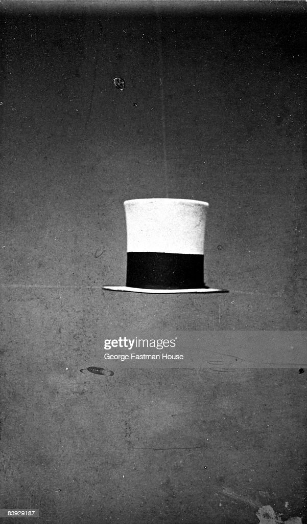 A Mans Top Hat News Photo