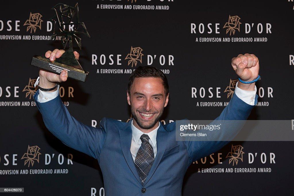 Rose d'Or Award 2016 In Berlin