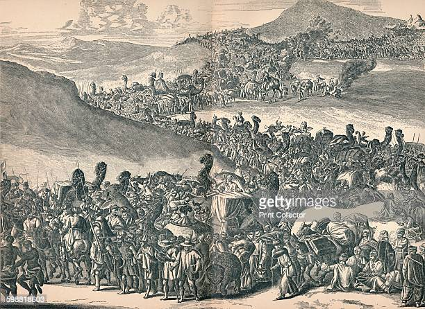 Mansa Musa on His Way to Mecca circa 1670 Mansa Musa Emperor of Mali went on a pilgrimage to Mecca in 1324 He is said to have traveled with an...