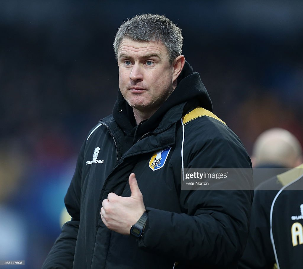 Mansfield Town v Northampton Town - Sky Bet League Two : News Photo