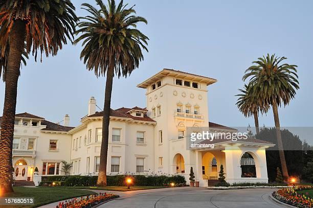 Mansion at Dawn