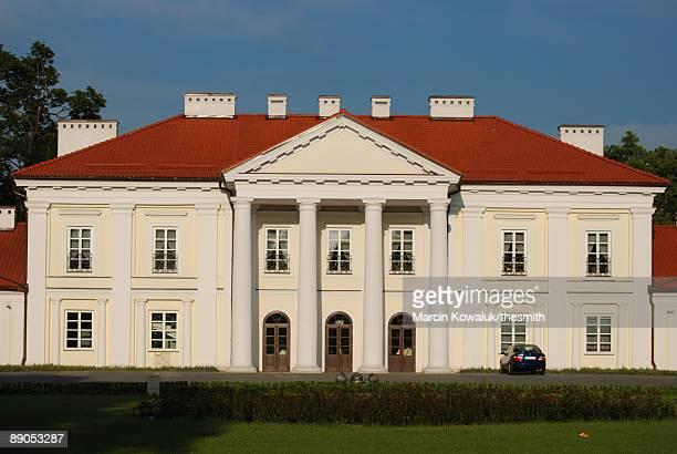 mansion in Siedlce