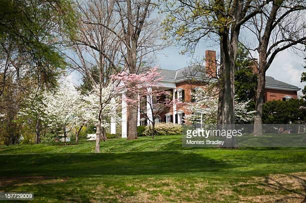 バージニアの邸宅 - シャーロッツビル ストックフォトと画像