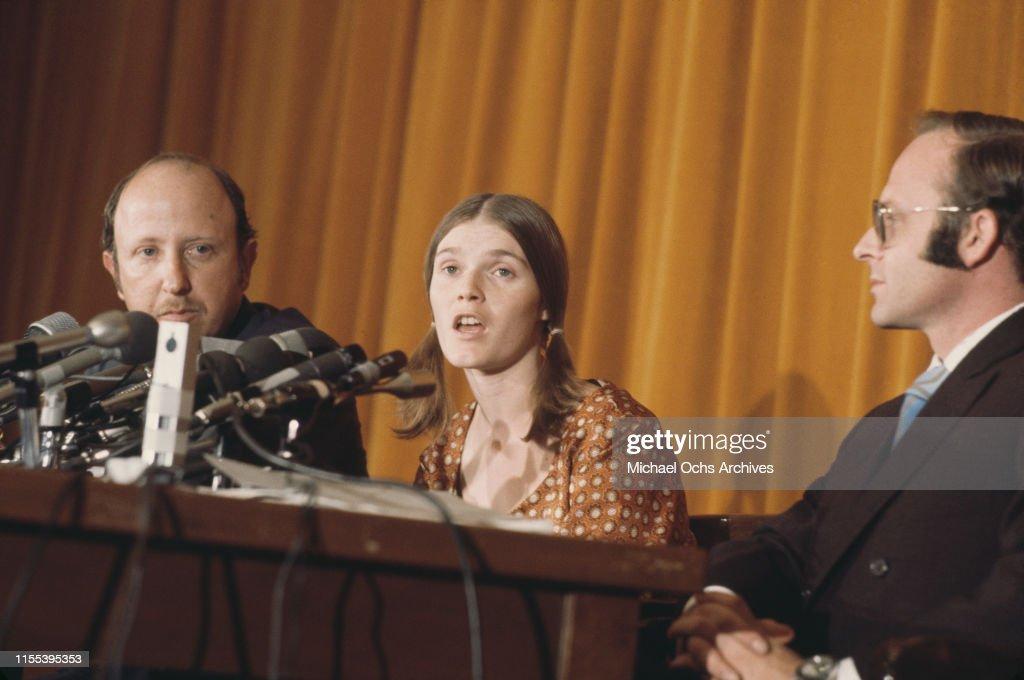 Linda Kasabian Press Conference : ニュース写真