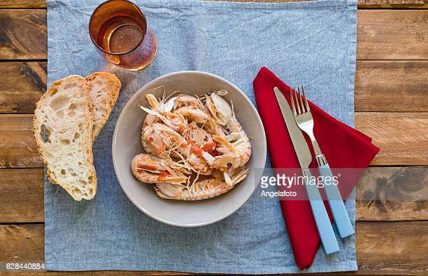 Mantis Prawn Soup