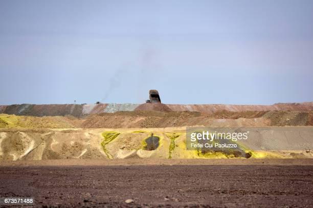 Mantos Copper in Antofagasta region, Northern Chile