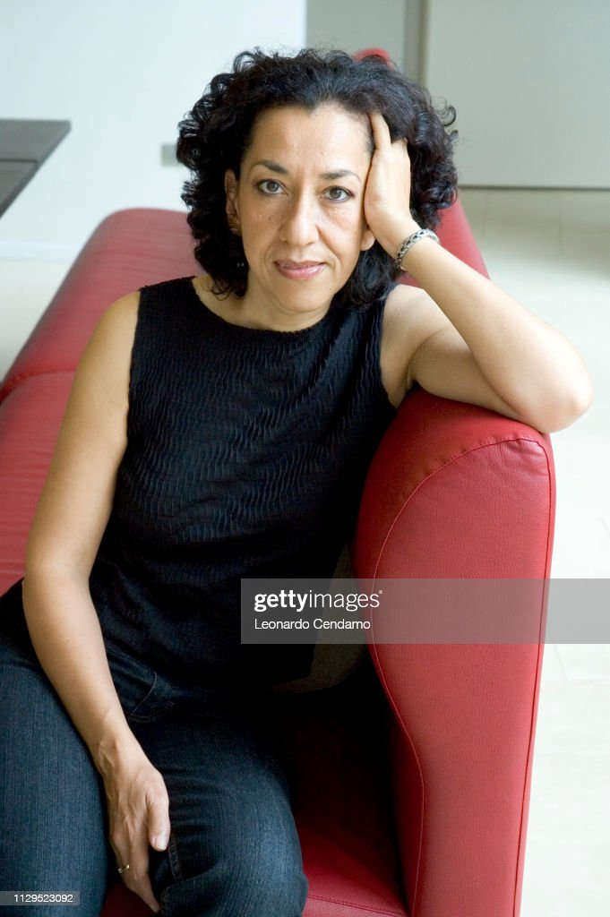 The British Writer Andrea Levy : News Photo